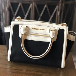 Michael Kors Selma Zip Satchel